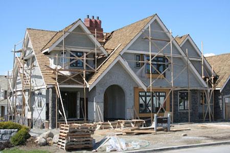 Stavby domů